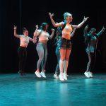 image danseuses hip hop n'dance center new style
