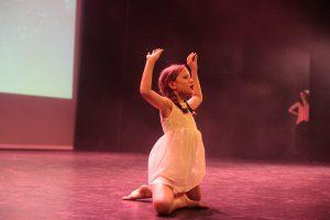image danseuse catégorie enfant