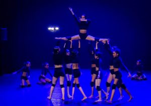 Classe concours  modern jazz 10-14 ans